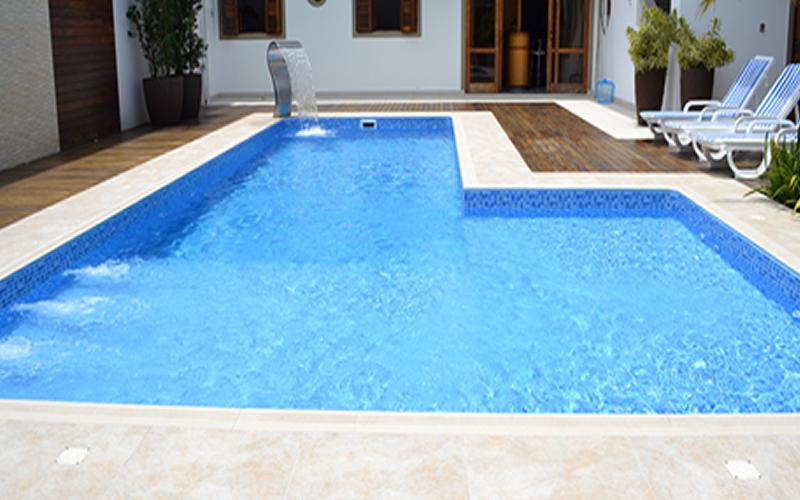 Como calcular a quantidade de água para a sua piscina?
